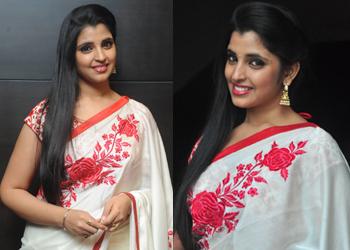 Anchor Syamala New Stills- Telugu