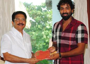 Manchu Vishnu Meets Maharashtra Governor