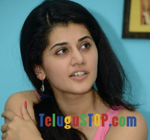 Taapsee In A New Role Photo Image Pic