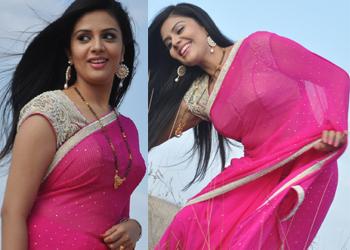 Srimukhi New Photos Photo Image Pic