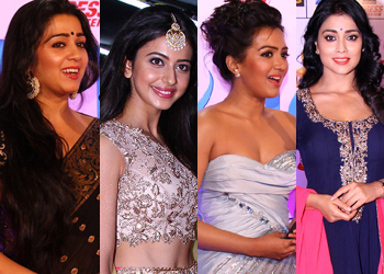 Zee 10 Years Celebrations Red Carpet