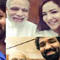 Manchu's 'Selfies' with Modi