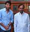 Pic Talk : Allari Naresh meets KCR