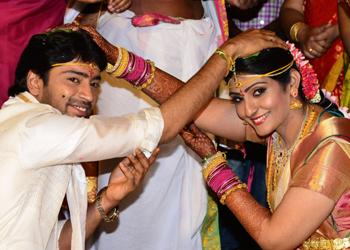 Celebs at Allari Naresh Wedding