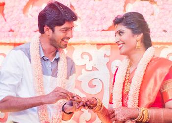 Allari Naresh and Virupa Engagement Photos