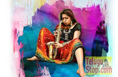 First Poster: Charmi as Hot Jyoti Lakshmi Photo Image Pic