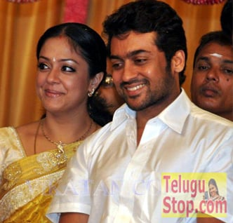 After Ten Years, Jyotika to act With Surya Photo Image Pic