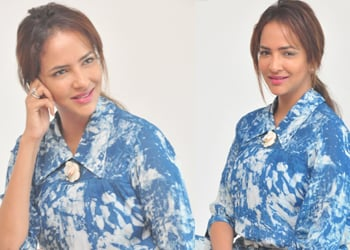 Lakshmi Manchu Interview Stills