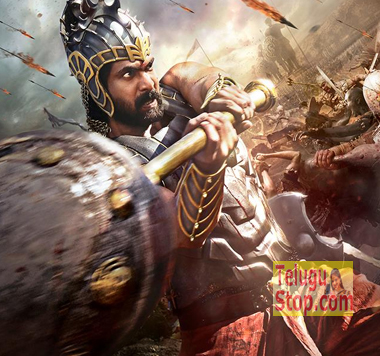 First Look: Rana as Bhallala Deva