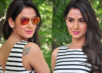 Sonal Chauhan New Pics