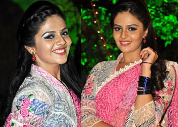 Srimukhi New Stills-