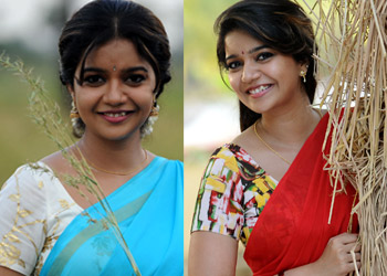 Swathi Stills In Tripura Movie