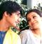 Trisha's Teenmar with Siddarth