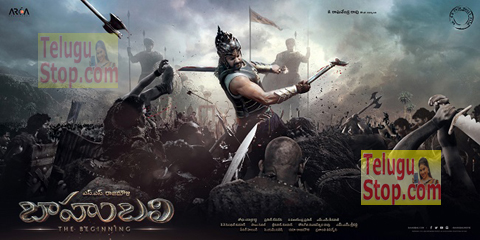 Record Price For Bahubali Telecast Rights Photo Image Pic