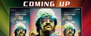 First Look of Rajinikanth's next