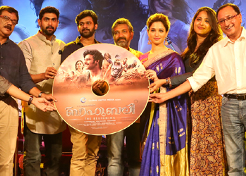 Baahubali Malayalam Audio Launch