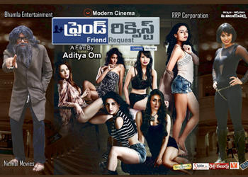 Friend Request Movie Stills N Posters-Friend Request Movie Stills N Posters- Telugu Movie First Look posters Wallpapers Friend Request Movie Stills N Posters---