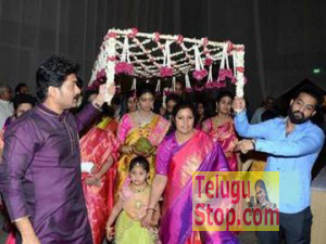 Nandamuri Brothers make their sisters big day special
