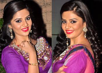 Srimukhi Latest Stills- Telugu