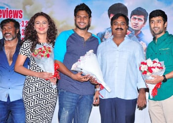 Tiger Movie Success Meet