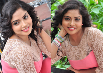 Karunya Chowdary Latest Stils