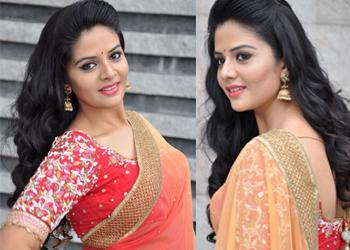Srimukhi Latest Pics