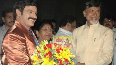 Balayya's is No 1 MLA in CBN'S Survey Photo Image Pic