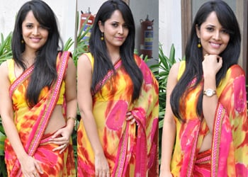 Anasuya New Gallery
