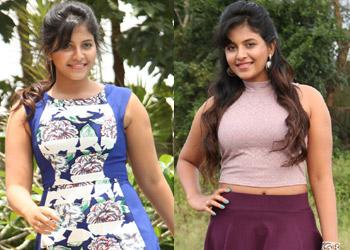 Anjali In Chitrangada Movie