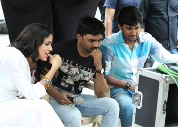 Bhale bhale magadivoy Working Stills