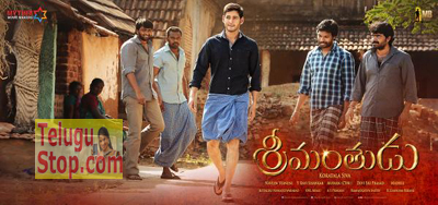 Pic Talk: Srimanthudu as Countryman