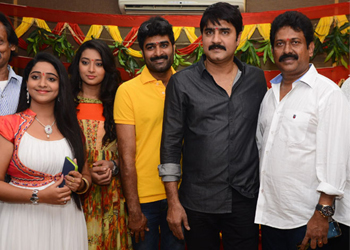 Mounam Movie Opening Stills