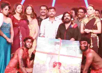 Puli Movie Audio Launch