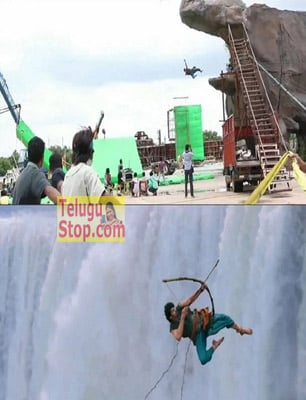 Watch: Baahubali's VFX secrets Photo Image Pic