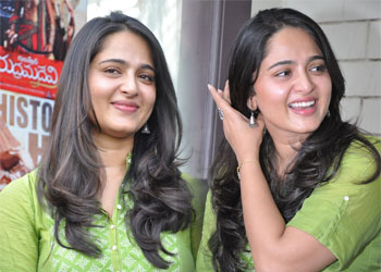 Anushka New Stills