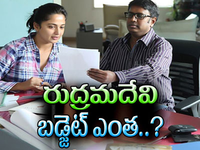 What is Rudramadevi's Budget ?