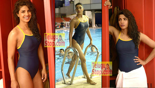 Pic Talk: Priyanka Chopra's sensational bikini act Photo Image Pic