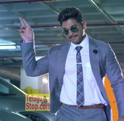 Allu Arjun Shocks With His Ego Photo,Image,Pics-Allu Arjun Shocks With His Ego,Allu Arjun's OLX Commercial Ad,boyapati srinu,Bunny played an egoistic person role,Sarainodu
