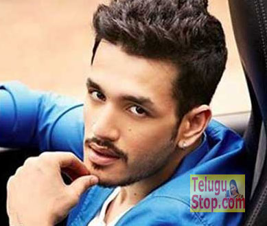 Akhil's Next WIth His First Film Director-