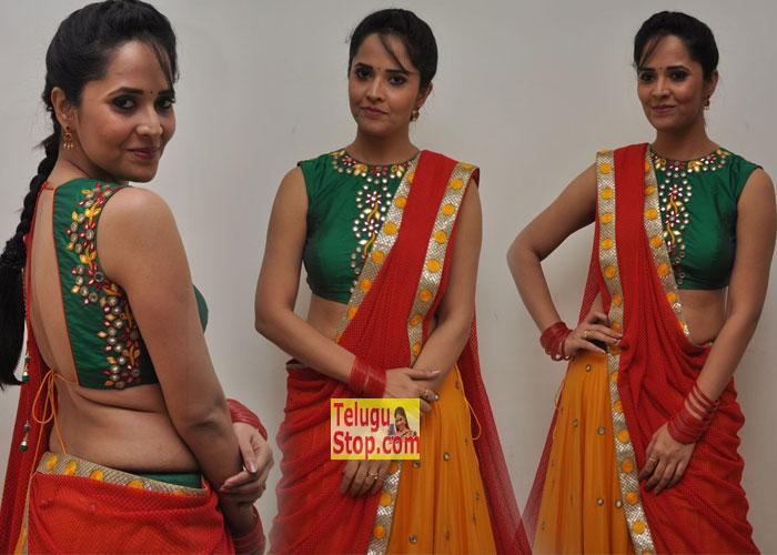 Anasuya Bharadwaj Latest Stills