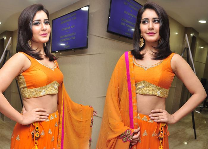 Rashi Khanna New Images