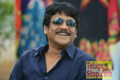 Nagarjuna Left Romantic Path For Sons Photo Image Pic
