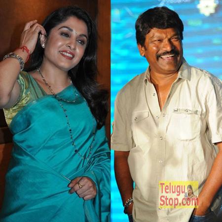 Ramya Krishnan Signs Another Crazy Project Trending Telugu Stories On Web