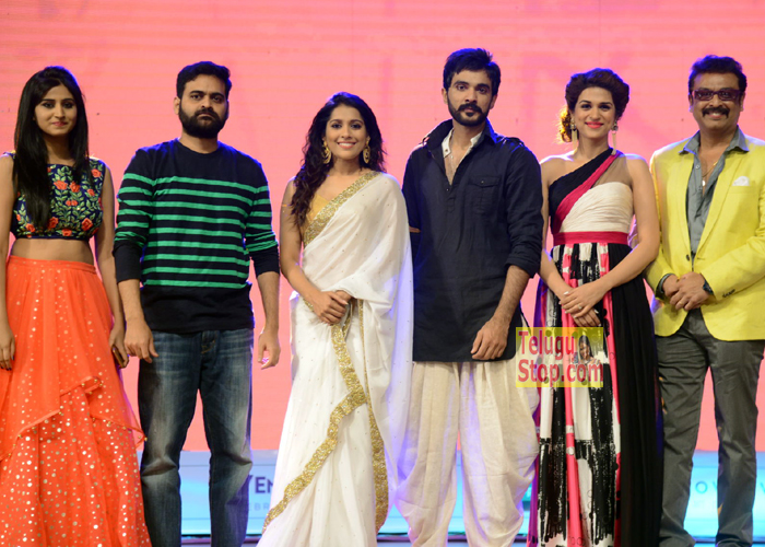 Guntur Talkies Music Launch-Guntur Talkies Music Launch---