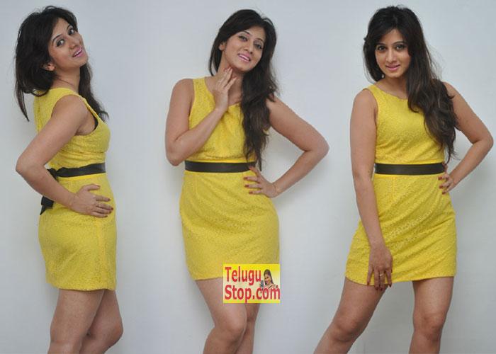 Harshika Poonacha New Stills