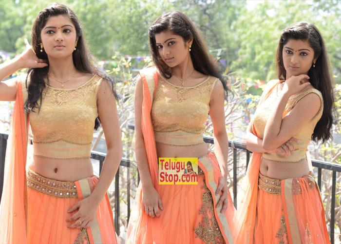Poojitha New Photos