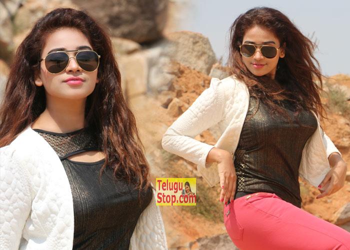Jayathi New Photos