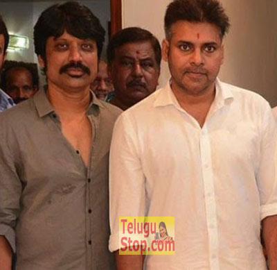 SJ Surya Irked With Pawan Behaviour