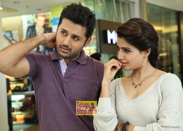 A Aa Movie Latest Stills