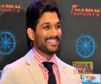 Allu Arjun is South face of hotstar